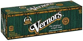 product image for Vernors Gingerale, 12pk, 12 oz