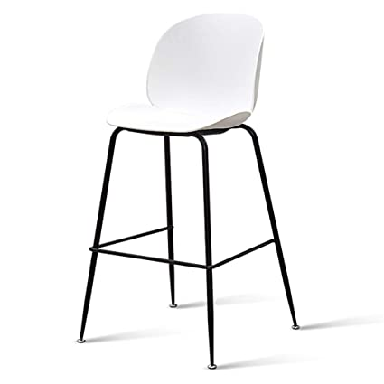 Astounding Amazon Com Dining Chair Full Backed Black Metal Bar Gmtry Best Dining Table And Chair Ideas Images Gmtryco