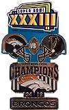 Super Bowl XXXIII Oversized Commemorative Pin