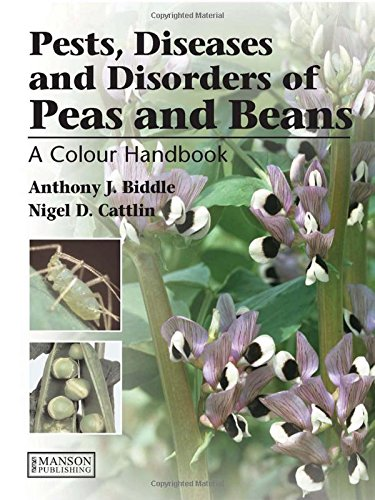 Pests and Diseases of Peas and Beans: A Colour Handbook ebook