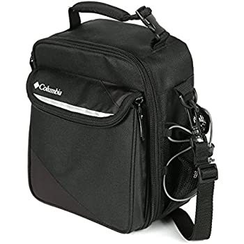Columbia Superior Summit Expandable Insulated Lunch Pack, Black