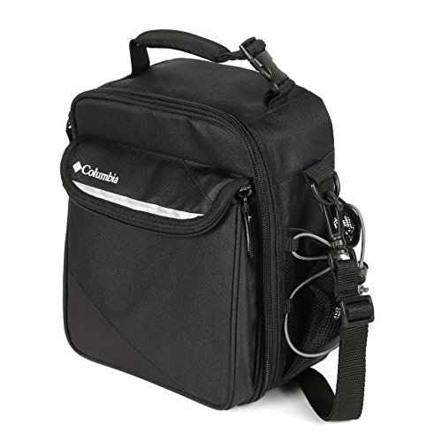 Columbia Superior Summit Expandable Insulated Lunch Pack, - Lunch Face Box