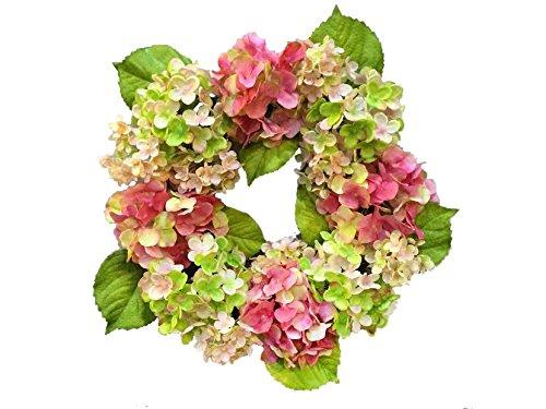 22 ' Hydrangea Wreath B07B1PT8BC