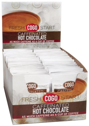 Caffeinated Hot Chocolate, 50 pack