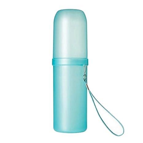 moresave para cepillo de dientes Pasta de dientes Caja de almacenamiento Soporte Box para viajar camping
