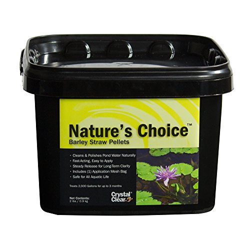 Nature's Choice Barley Straw Pellets, 2 Pounds ()