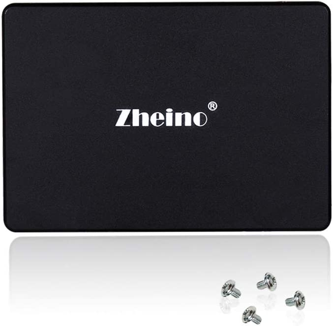 for Notebook Desktop PC Zheino 240gb SSD C3 2.5 inch Sata III 3D Nand SSD Drive Internal Solid State Drive 7mm