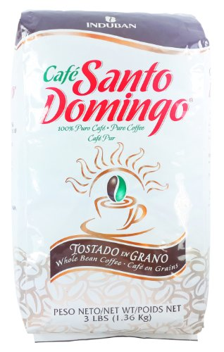 Santo Domingo Roasted Dominican Coffee