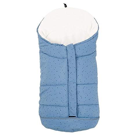 ZhongYeYuanDianZiKeJi Saco de invierno Universal para cochecito dormir térmico para carrito silla de bebé,Protección
