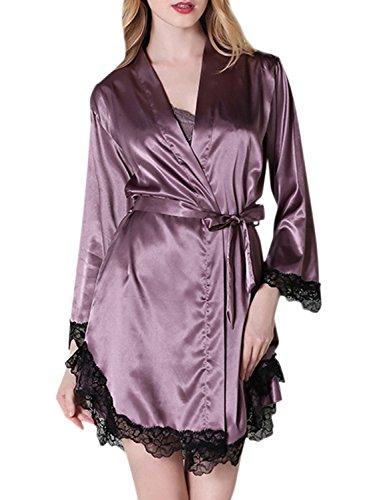 ACHICGIRL - Pijama - relaxed - para mujer morado