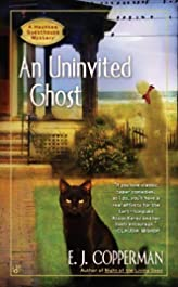 AN Uninvited Ghost (A Haunted Guesthouse Mystery Book 2)