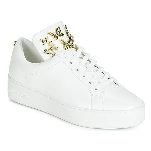 Michael Kors Scarpe Donna Sneakers Basse 43S9MNFS1L Mindy