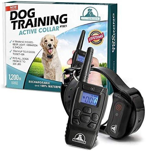 PT0Z1 Premium Dog Training Shock Collar by PetTech