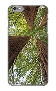 121187b6061 Case Cover Protector Series For Case Cover For Apple Iphone 4/4S Big Basin Redwoods State Park Case For Lovers