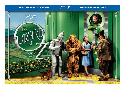Wizard of Oz [Blu-ray] by Warner Home Video