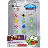 Cut the Rope Nommies Micro Figures 12 Pack Collector Set