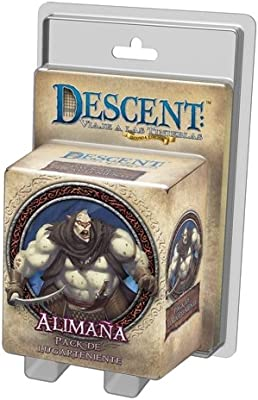Fantasy Flight Games EDGDJ23 - Lugarteniente Alimaña (Descent): Amazon.es: Juguetes y juegos