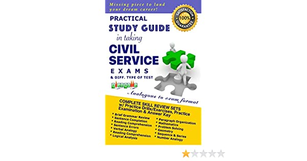 Practical Study Guide In Taking The Civil