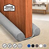 Holikme Twin Door Draft Stopper Weather Stripping