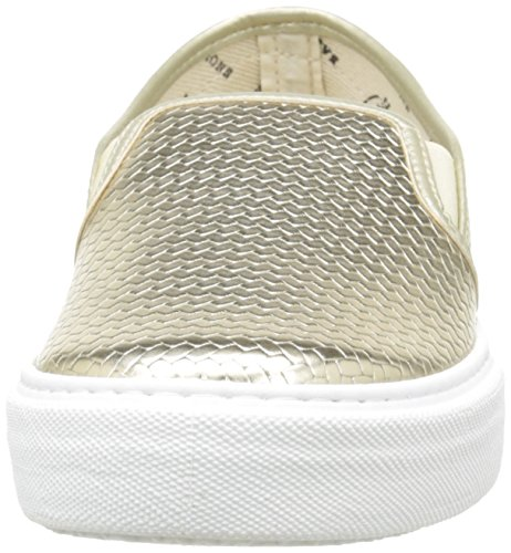on Baskets Trenza Slip Tej Victoria Basses Mixte Adulte Metalizado qXUf5ttwx
