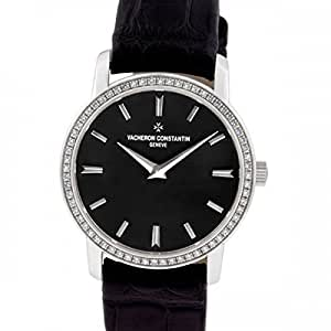 Vacheron Constantin Patrimony quartz womens Watch 25558 (Certified Pre-owned)