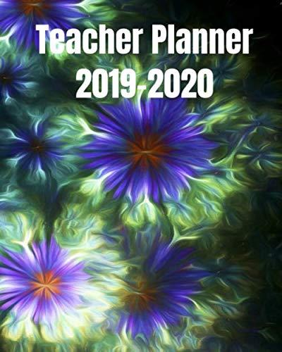 Teacher Planner 2019 - 2020: Cute Classroom Organizer For -