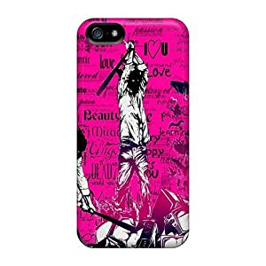 Shock Absorbent Hard For Iphone 5C Phone Case Cover (PZV2714cdoO) DIY Beautiful Three Days Grace Image