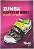 Zumba Fitness LLC Carpet Gliders for Shoes