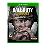 Best Games For Xboxes - Call of Duty: WWII - Xbox One Standard Review