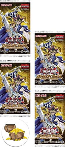 yugioh pack lot - 3