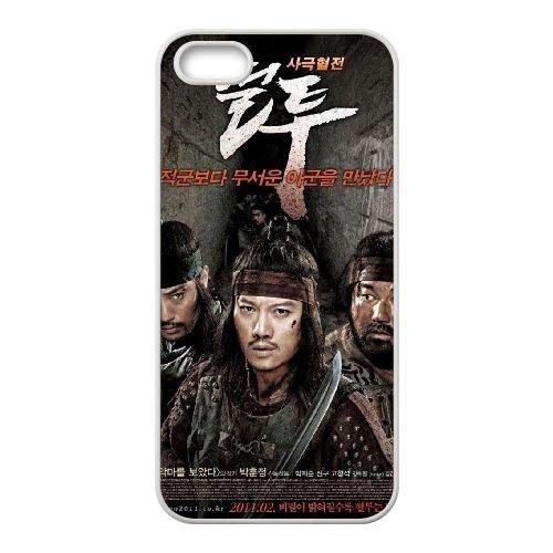O6C81 Le Showdown Haute Résolution Affiche W3E6IA coque iPhone 5 5s cellule de cas de téléphone couvercle coque blanche KN8ELL4XM