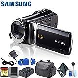 Samsung HMX-F90 HD Camcorder (Black) Pro Kit