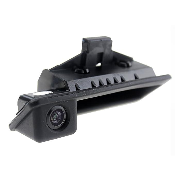 GOZAR Coche Cámara De Visión Trasera Para Bmw 5 Series M5 E39 E60 E61 Revertir La Cámara De Backup: Amazon.es: Hogar
