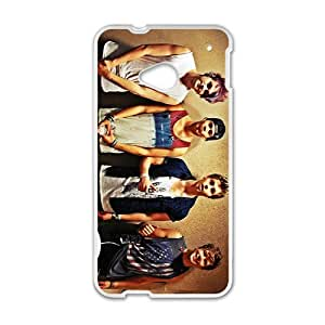 5 SOS Cell Phone Case for HTC One M7