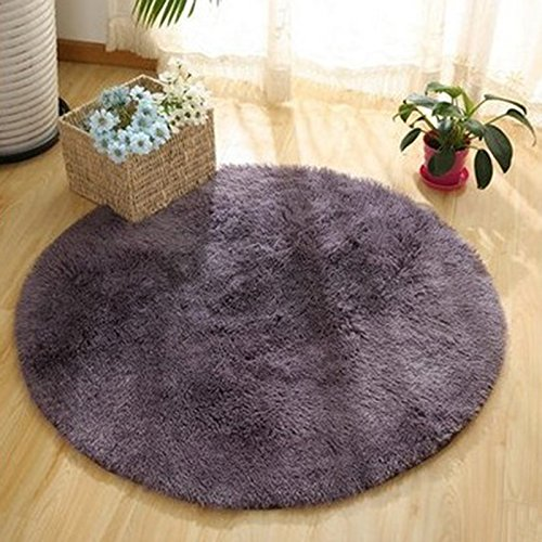 019006060970 upc vollter doux area shaggy round rug salon tapis upc lookup. Black Bedroom Furniture Sets. Home Design Ideas