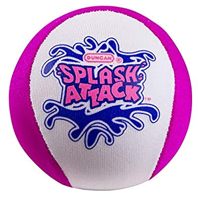 Duncan Toys Splash Attack Water Skipping Ball, Varying Colors: Toys & Games
