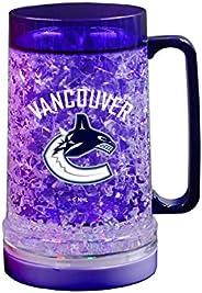 NHL Vancouver Canucks Freezer Mug, 16-Ounce