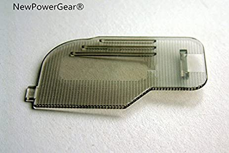 Amazon NewPowerGear Bobbin Cover Plate Replacement For Sew Beauteous Ls590 Brother Sewing Machine