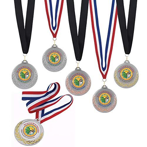 JAFFA Laurel Wreath Medal Basketball 200 Pack