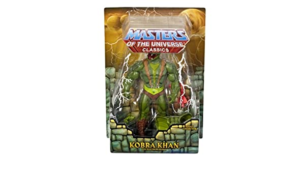 HeMan Masters of the Universe Classics Exclusive Action ...