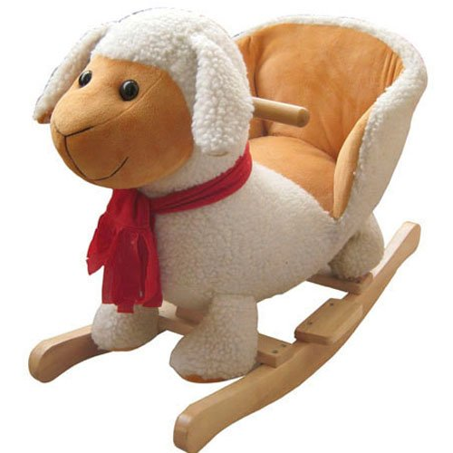 Toddler Animal Rocker  - Sheep