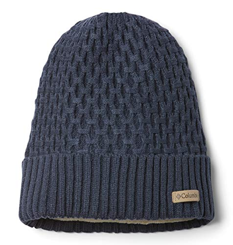 Columbia Hideaway Haven Cabled Beanie, Nocturnal, One ()