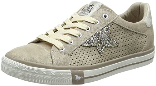 Mustang Women's 1146-309-318 Trainers Brown (Taupe 318)