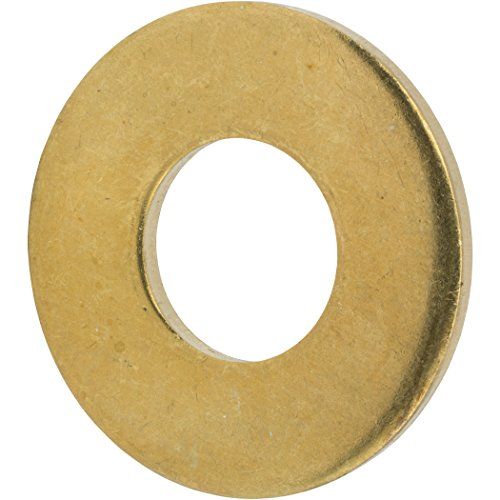 Solid Brass Washer - 5/8