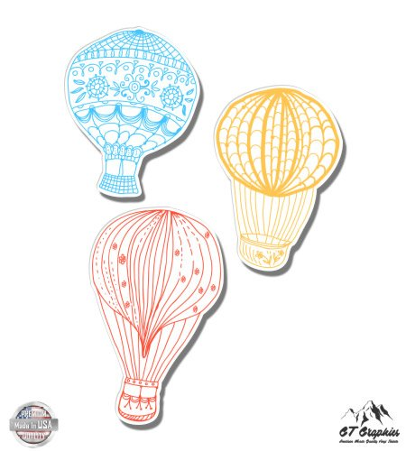Carnival Adventure Set (Hot Air Balloons Set - 2