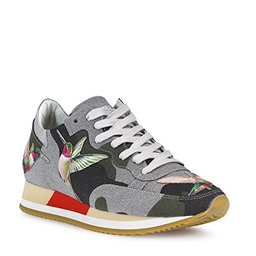 SNEAKER TROPEZ BRIGHT COLIBRI PHILIPPE MODEL