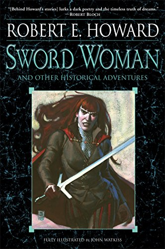 Sword Woman and Other Historical Adventures (Child Of God Cormac)