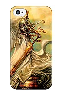 Iphone Cover Case - Avenging Angel Protective Case Compatibel With Iphone 4/4s