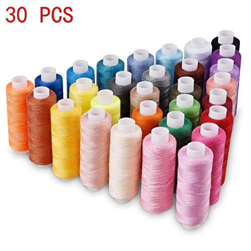 multicolored sewing floss - 6
