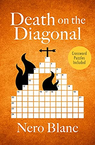 book cover of Death on the Diagonal